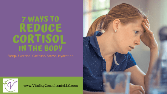 7 Ways to Reduce Cortisol in the Body