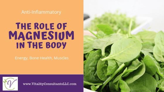 Magnesium in the Body