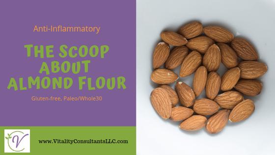 Almond Flour To The Rescue!