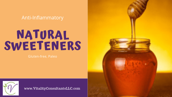 honey, natural sweetener