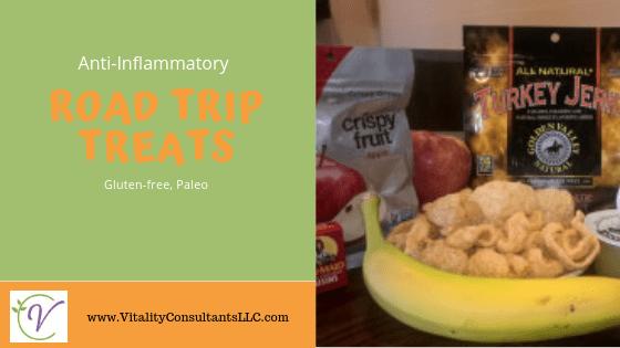 Anti-Inflammatory Road Trip Treats