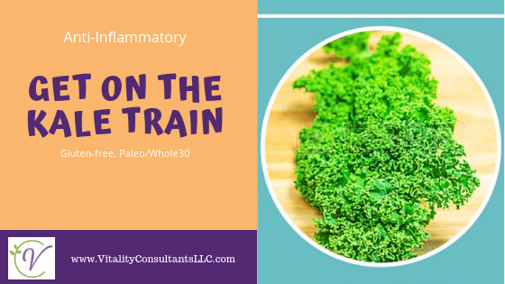 Get on the Kale Train, Baby!