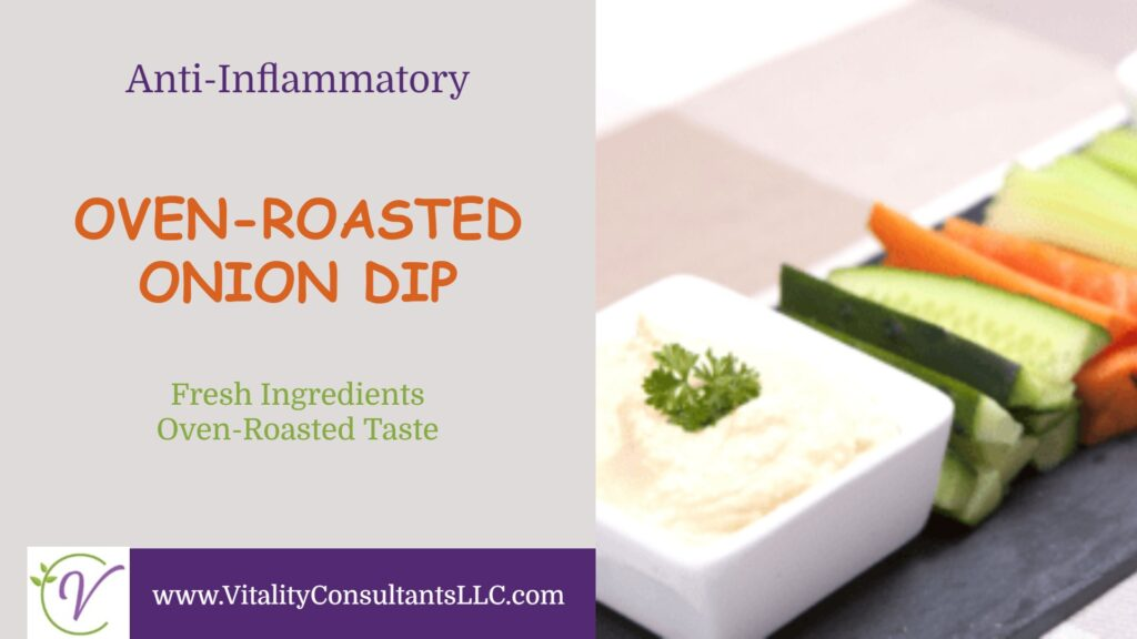 Oven-Roasted Onion Dip