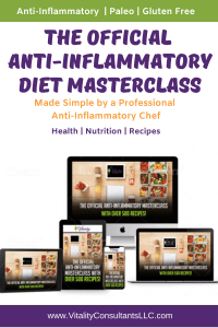 anti-inflammatory diet masterclass