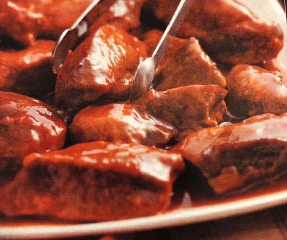 Slow Cooked Country Style Ribs