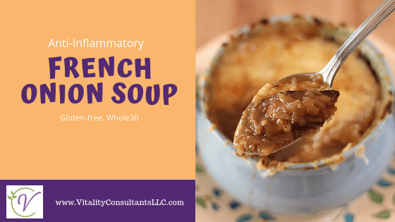 Anti-inflammatory soup