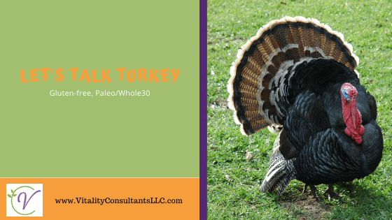 Let's talk about turkey