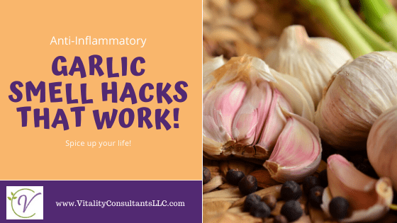 garlic smell hacks