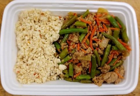 Asian Seasoned Turkey