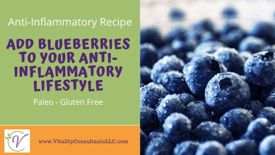 Add Blueberries to Your Anti-Inflammatory Lifestyle