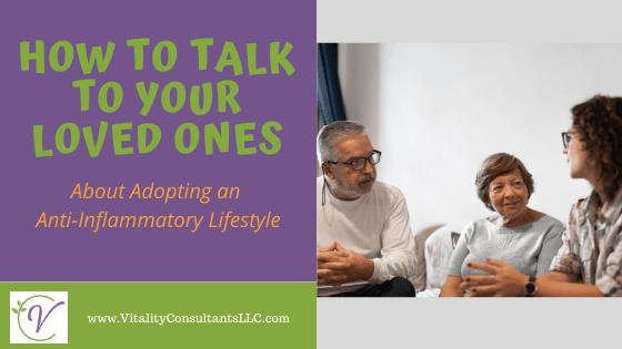 Adopting an Anti-Inflammatory Lifestyle