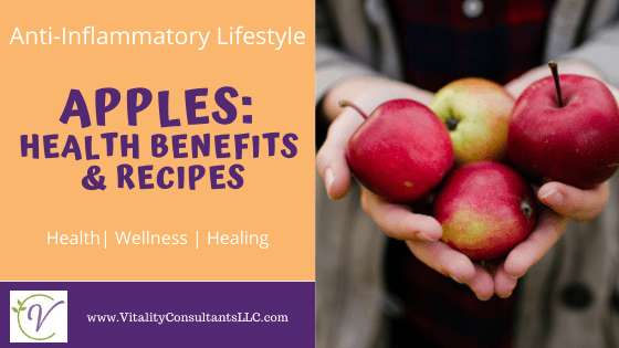 Apples: Health Benefits & Recipes