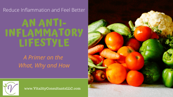 An Anti-Inflammatory Lifestyle
