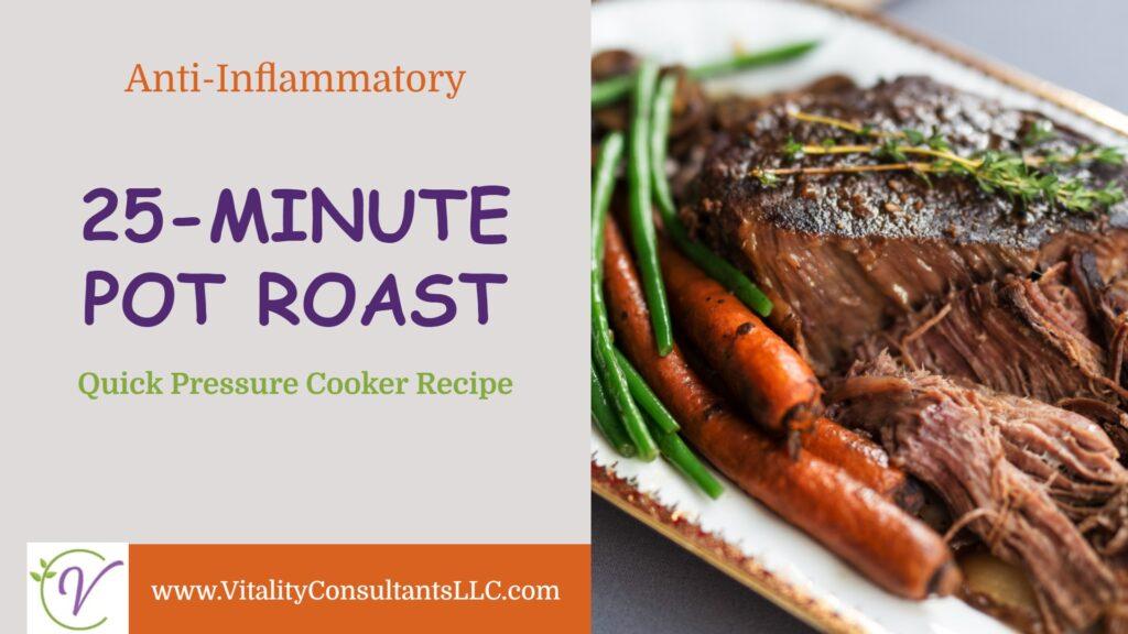 25-Minute Pot Roast