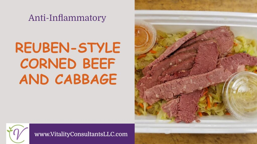 Reuben-Style Corned Beef and Cabbage