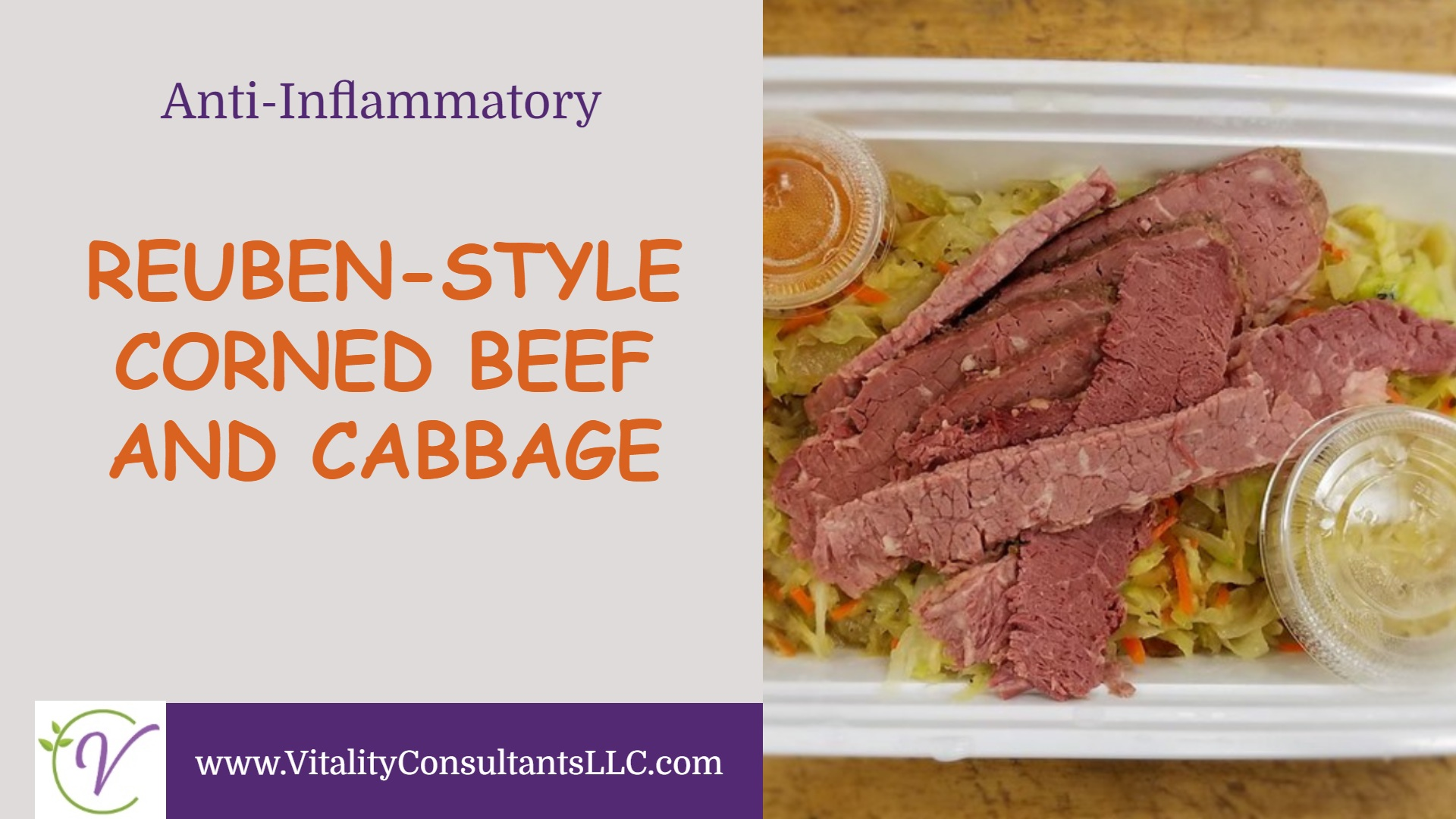 Reubne-Style Corned Beef