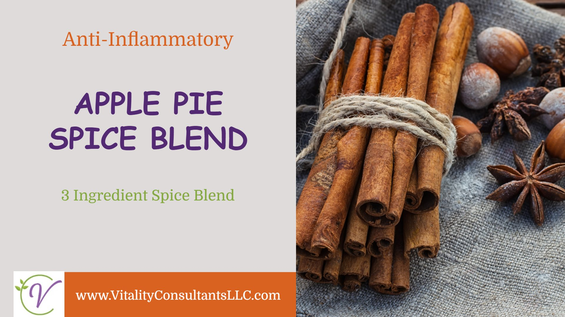 apple pie spice blend