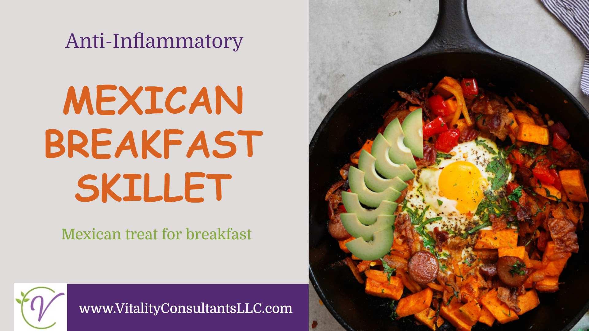Mexican Breakfast Skillet