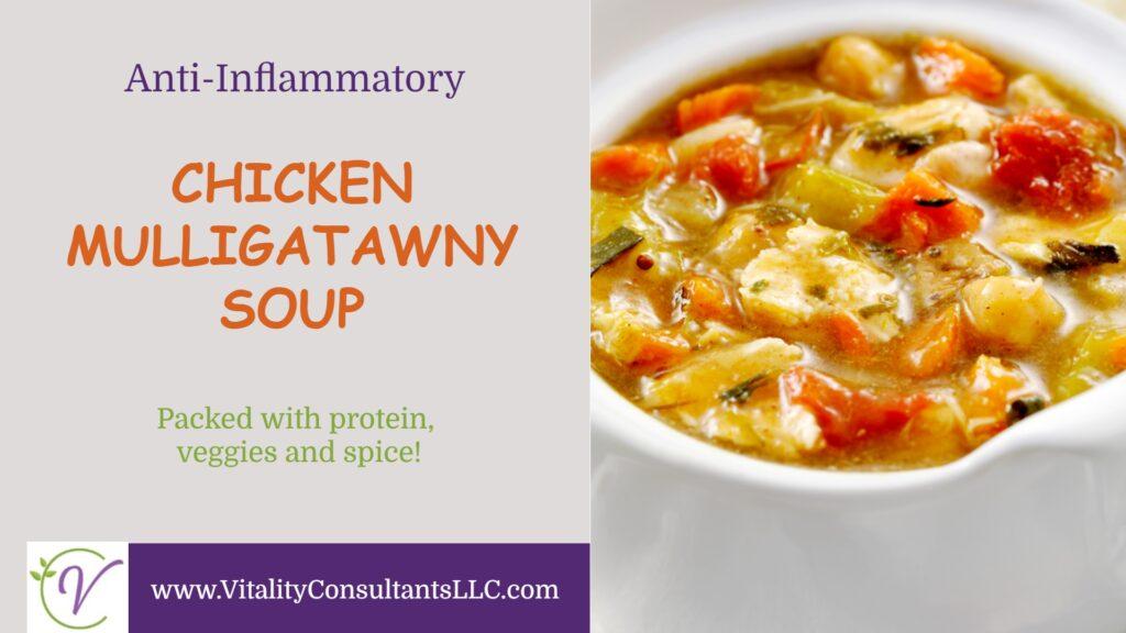 Chicken Mulligatawny Soup