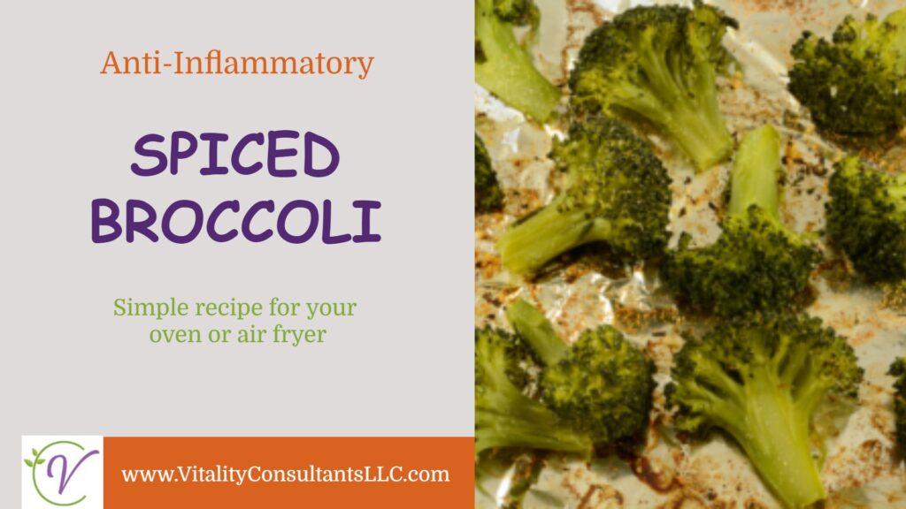 Spiced Broccoli